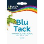 Blu Tack 801127 Re-usable Adhesive – White – Single