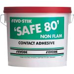 Evo-Stik 539006 Safe 80 Contact Adhesive 5 Litre