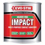 Evo-Stik 346666 Solvent Free Impact Multi-Purpose Adhesive 250ml