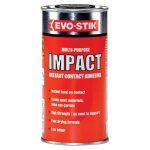 Evo-Stik 348301 Impact Adhesive – 500ml Tin