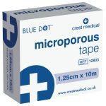 Blue Dot 12803 Microporous Tape 1.25cm x 9.1m