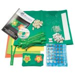 Light Stitches Flower LED Pencil Case Kit (Flashing) – Class Pack …