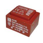 Myrra 44199 EI38 Encapsulated PCB Transformer 230V 3.2VA 0-6V 0-6V