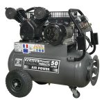 Sealey SAC3503B Compressor 50ltr Belt Drive 3hp with Front Control…