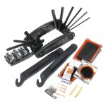 Sealey BC210 Folding Multi-Tool and Puncture Repair Kit – Bicycle