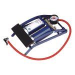Sealey FP2 Foot Pump Twin Barrel