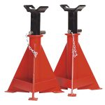 Sealey AS15000 Axle Stands 15tonne Capacity Per Stand 30tonne Per Pair