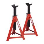 Sealey AS5000M Axle Stands 5tonne Capacity Per Stand 10tonne Per P…