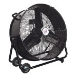 Sealey HVD24 Industrial High Velocity Drum Fan 24″ 230V