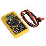 Sealey MM19 Digital Multimeter 19 Function
