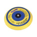 Sealey PTC/150SA Da Pad for Stick-on Discs diameter 150mm5/16″ Unf