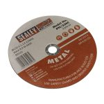 Sealey PTC/230C Cutting Disc diameter 230 x 3mm 22mm Bore