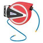 Sealey SA813 Retractable Air Hose Reel 8mtr diameter 8mm ID Polyurethane Hose