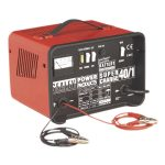 Sealey SUPERCHARGE40/1 Battery Charger Low Maintenance 18amp 12/24…