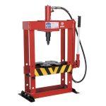 Sealey YK10BLG Hydraulic Press Yankee 10tonne Bench Type Without Gauge