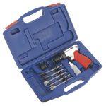 Sealey GSA12 Generation Series Air Hammer Kit Medium Stroke