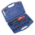 Sealey GSA20KIT Generation Series Air Ratchet Wrench Kit 3/8″sq Drive