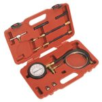 Sealey VSE211 Fuel Injection Pressure Test Set – Test Port