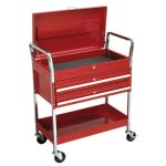 Sealey CX1042D Trolley 2-level Extra Heavy-duty with Lockable Top …