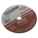 Sealey PTC/230CT Cutting Disc diameter 230 x 1.9mm 22mm Bore