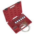 Sealey VS2046 Diesel Injector Flow Test Kit Common Rail