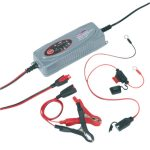 Sealey SMC02 Compact Auto Digital Battery Charger – 9-Cycle 12V