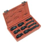 Sealey VS1822 Motorcycle Flywheel Puller Set 10pc