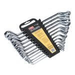 Siegen S0847 Deep Offset Ring Spanner Set 12pc