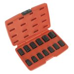 Sealey AK5613M Impact Socket Set 13pc 1/2″sq Drive Metric