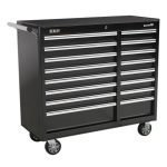 Sealey AP41169B Rollcab 16 Drawer with Ball Bearing Runners Heavy-…