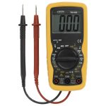 Sealey TM100 Professional Digital Multimeter – 6 Function