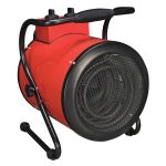 Sealey EH3001 Industrial Fan Heater 3kW 2 Heat Settings