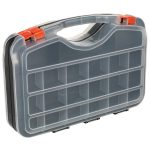 Sealey APAS42 Assortment Case 42 Compartment Double Sided