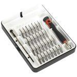 Sealey AK97322 Precision Extendable Screwdriver Set 32pc
