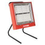 Sealey CH2800 Ceramic Heater 1.4/2.8kW 230V