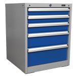 Sealey API5655B Cabinet Industrial 5 Drawer