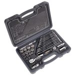 Sealey AK7951 Socket and Spanner Set 44pc 3/8″Sq Drive Metric