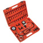 Sealey VSE3156 Diesel and Petrol Compression, Leakage and TDC Kit