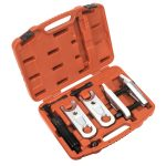 Sealey VS3814 Ball Joint Splitter Hydraulic and Manual 9pc – HGV