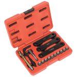 Sealey VS0462 Brake Caliper Thread Repair Kit