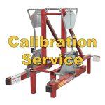 Sealey GA70CAL Wheel Aligner Calibration Charge for GA70