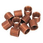 Sealey VS301.15 M14 x 1.25mm 15mm Thread Inserts for VS301 Pack of 10