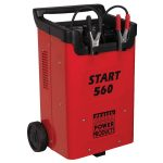 Sealey START560 Starter/Charger 560/90Amp 12/24V 230V
