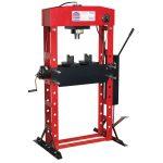 Sealey YK50FFP Hydraulic Press Premier 50tonne Floor Type with Foo…