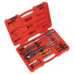 Sealey SX0408 Damaged Glow Plug Removal Set 8 and 10mm