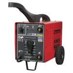 Sealey 220XTD Arc Welder 220Amp with Accessory Kit