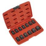 Sealey AK5613TD Impact Socket Set 13pc 1/2″Sq Drive Total Drive