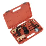 Sealey VSE5871A Diesel Engine Setting/Locking Kit – Renault, Nissa…