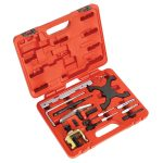Sealey VSE5042A Diesel/Petrol Engine Setting/Locking Combination Kit