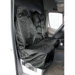 Sealey CSC7 Van Seat Protector Set 2pc Heavy-Duty